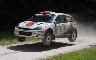 Wright Triumphs in Evo Parts Focus